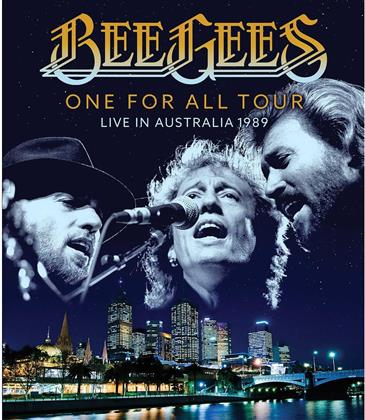 The Bee Gees - One For All Tour - Live In Australia 1989