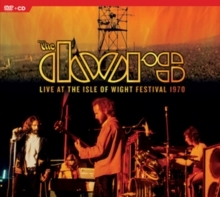 The Doors - Live at the Isle of Wight Festival 1970 (Restaurierte Fassung, DVD + CD)