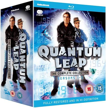 Quantum Leap - The Complete Collection (22 Blu-rays)