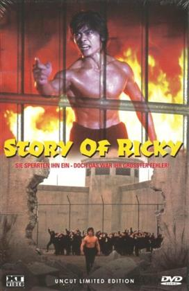 Story of Ricky (1991) (Grosse Hartbox, Cover B, Limited Edition, Uncut)