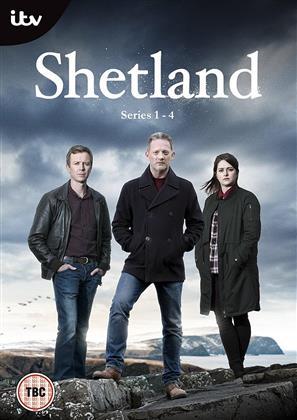 Shetland - Seasons 1-4 (6 DVDs)