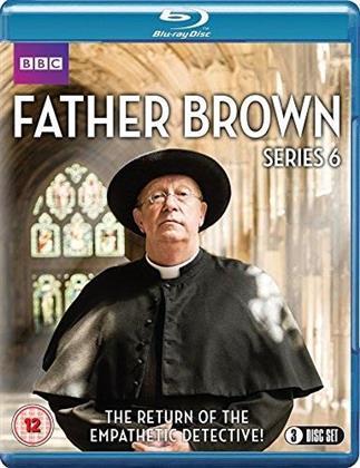 Father Brown - Series 6 (BBC, 3 Blu-rays)