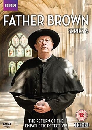 Father Brown - Series 6 (BBC, 3 DVDs)