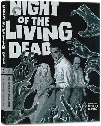 Night Of The Living Dead - 2 Discs (1968) (s/w, Criterion Collection)