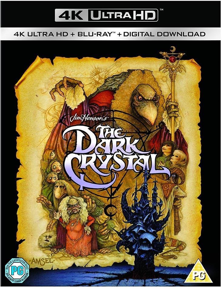The Dark Crystal (1982) (4K Ultra HD + Blu-ray)