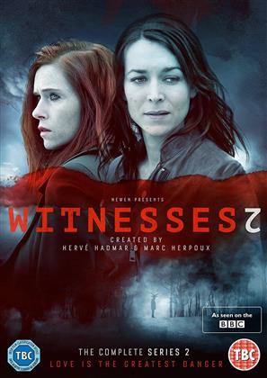 Witnesses - Season 2 - A Frozen Death (3 DVDs)