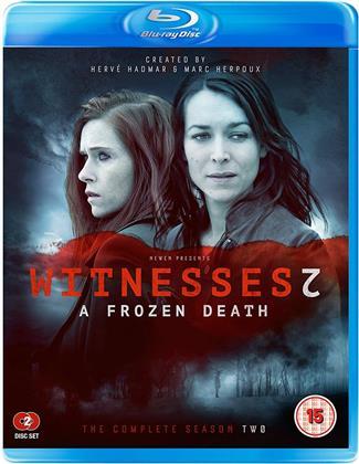 Witnesses - Season 2 - A Frozen Death (2 Blu-rays)