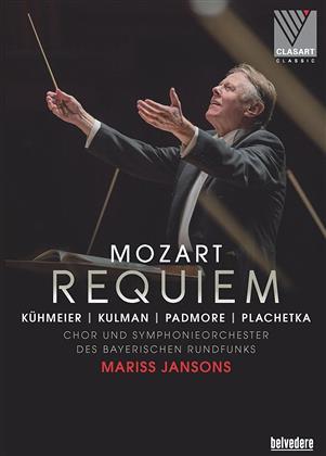 Bayerisches Rundfunkorchester, Mariss Jansons, … - Mozart - Requiem (Belvedere)