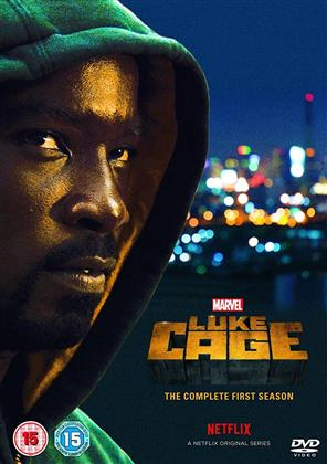 Luke Cage - Season 1 (4 DVDs)