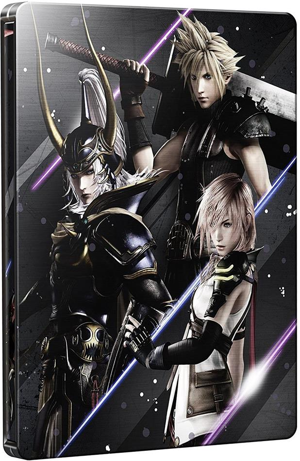 Dissidia Final Fantasy NT (Steelbook Edition)