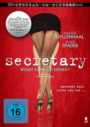 Secretary (2002) (Special SM Edition, Unzensiert)
