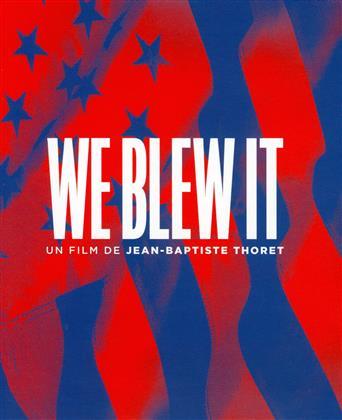 We Blew It (2017) (DVD + Blu-ray)