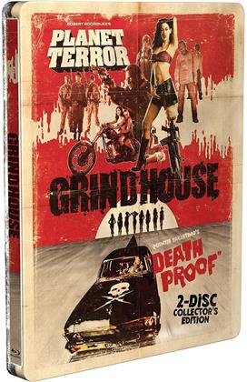 Grindhouse - Planet Terror / Death Proof (2007) (Steelbook)