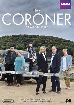 The Coroner - Season 1 (BBC, 3 DVDs)