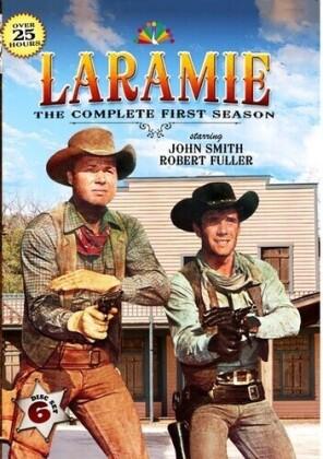 Laramie - Season 1 (6 DVDs)