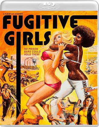 Fugitive Girls (1974) (Limited Edition, Blu-ray + DVD)