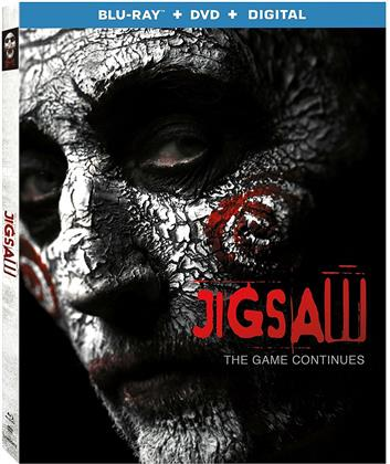 Jigsaw (2017) (Blu-ray + DVD)