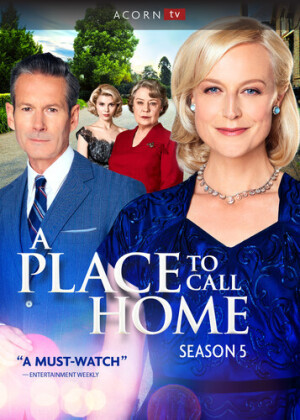 A Place To Call Home - Season 5 (4 DVDs)
