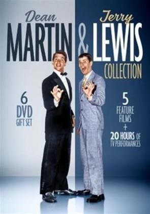 Dean Martin & Jerry Lewis Collection (6 DVDs)