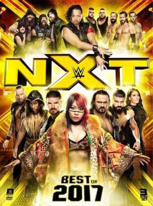 WWE: Best Of NXT 2017 (3 DVDs)