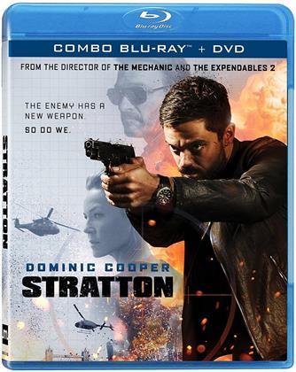 Stratton (2016) (Blu-ray + DVD)