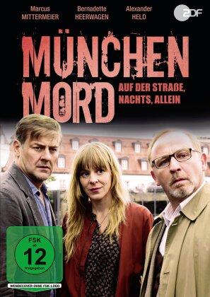 München Mord - Auf der Strasse, nachts, allein