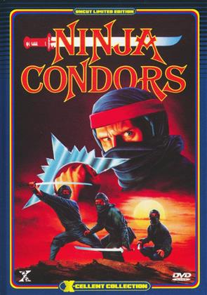 Ninja Condors (1987) (X-cellent Collection, Kleine Hartbox, Limited Edition, Uncut)