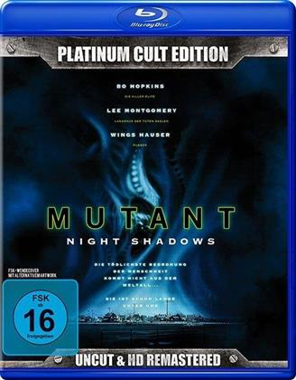 Mutant - Night Shadows (1984) (Platinum Cult Edition, Remastered, Uncut, Blu-ray + DVD)