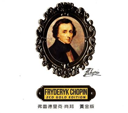 Frédéric Chopin (1810-1849) - 2 CD Gold Edition (2 CDs)