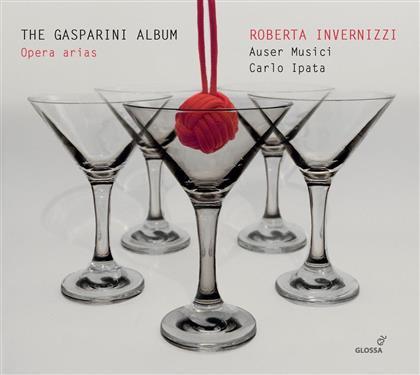 Roberta Invernizzi, Carlo Ipata, Francesco Gasparini & Auser Musici - The Gasparini Album - Opera Arias - Opernarien