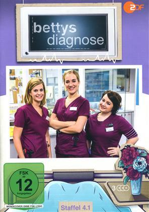 Bettys Diagnose - Staffel 4.1 (3 DVDs)
