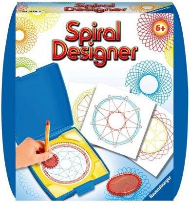 Mini Spiral Designer - Blue