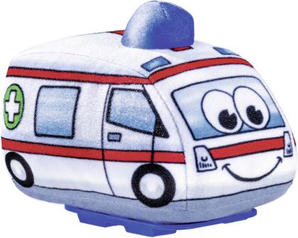ministeps - Krankenwagen-Flitzer