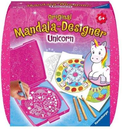 Mini Mandala-Designer - Unicorn