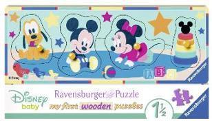 Walt Disney: Disney Babys - Rahmenpuzzle