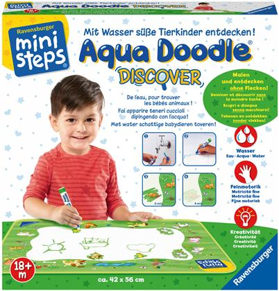 ministeps - Aqua Doodle Discover