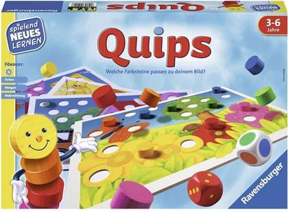 Quips - Welche Farbsteine passen zu deinem Bild?