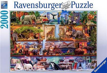 Aimee Steward: Grossartige Tierwelt - 2000 Teile Puzzle