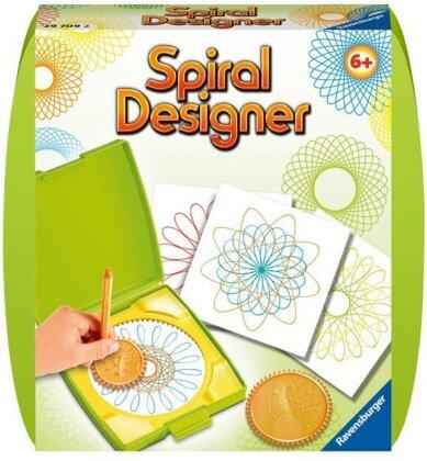 Mini Spiral Designer - Green