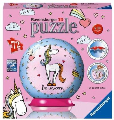 Einhorn - Puzzleball