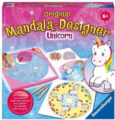 Midi Mandala-Designer - Unicorn