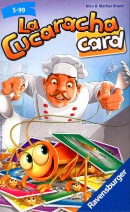 La cucaracha Card