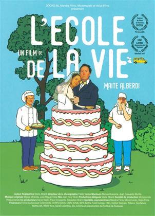 L'ecole de la vie (2016) (Digibook)