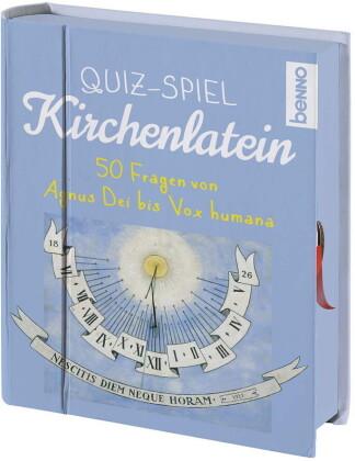 Quiz-Spiel Kirchenlatein (Spiel)