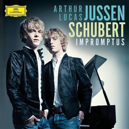 Arthur Jussen, Lucas Jussen & Franz Schubert (1797-1828) - Impromptus & Fantasie (2 CDs)