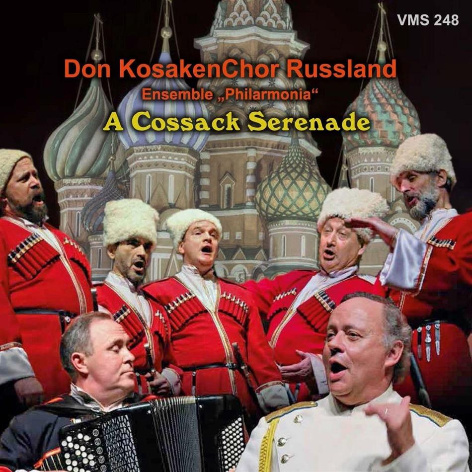 Don Kosaken Chor - A Cossack Serenade