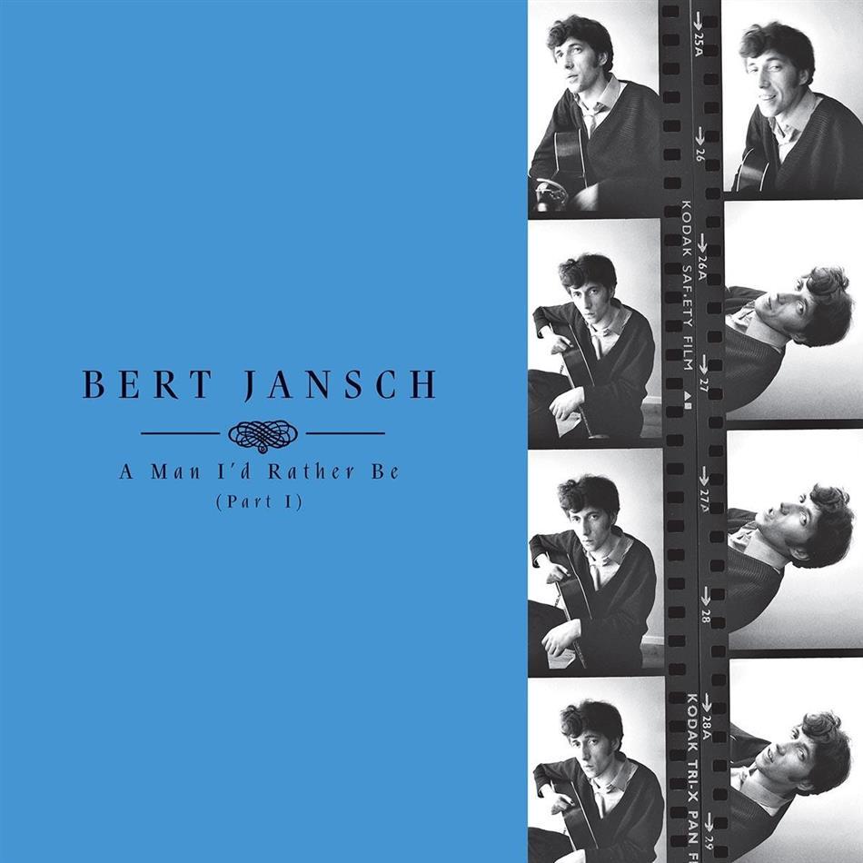 Bert Jansch - A Man Id Rather Be Part 1 (4 CDs)