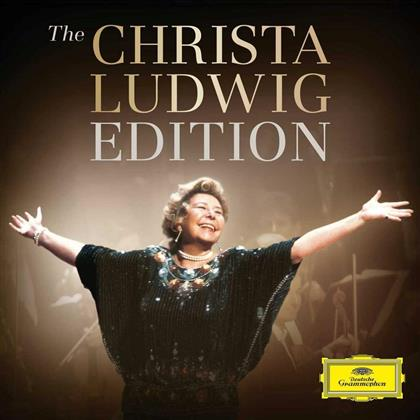 Christa Ludwig - The Christa Ludwig Edition (Limited Edition, 12 CDs)