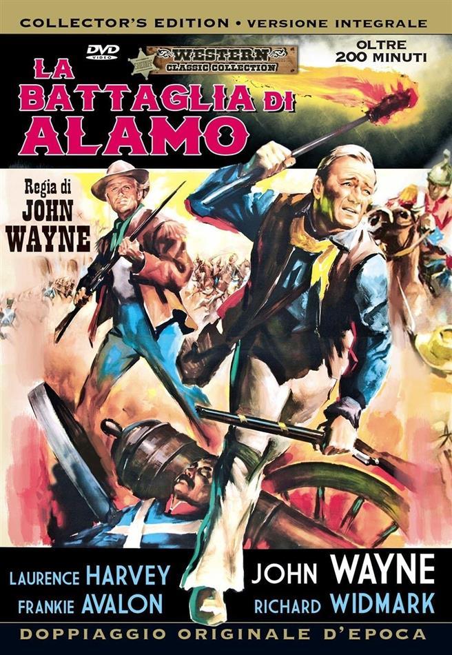 La battaglia di Alamo (1960) (Western Classic Collection, Versione Integrale, Collector's Edition)