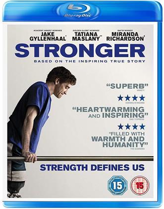 Stronger (2017)